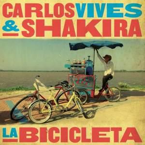 Carlos Vives & Shakira - La Bicicleta
