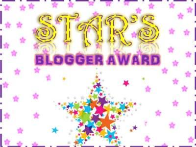 Star's Blogger Award