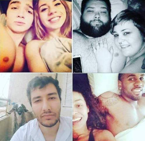 Selfies después del sexo / After sex selfies