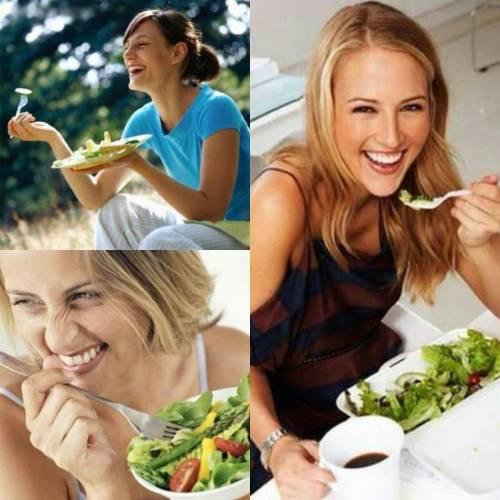 Cuando tu ensalada te cuenta un chiste / When your salad tells you a joke