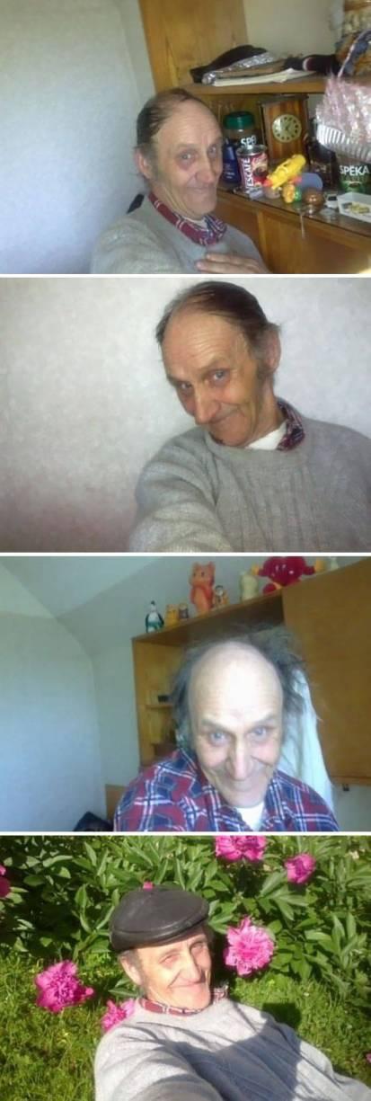 Cuando el abuelo descubrió Facebook / When Grandpa Discovered Facebook
