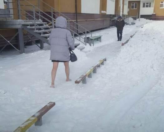 Visto en Rusia / Seen in Russia
