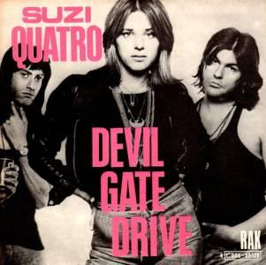 Suzi Quatro - Devil Gate Drive