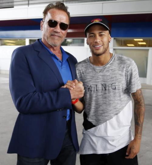 Uno de los mejores actores de todos los tiempos y Arnold Schwarzenegger / One of the best actors of all-time and Arnold Schwarzenegger