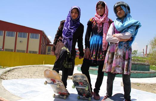 Feministas radicales musulmanas / Radical Female Muslims