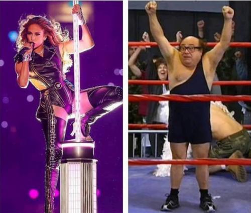 Jennifer López a los 50 años versus yo a los 50 / Jennifer Lopez at 50 versus me at 50